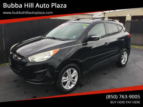 2012 Hyundai Tucson for sale at Bubba Hill Auto Plaza in Panama City FL