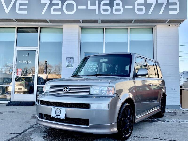 2005 Scion xB for sale at Shift Automotive in Denver CO