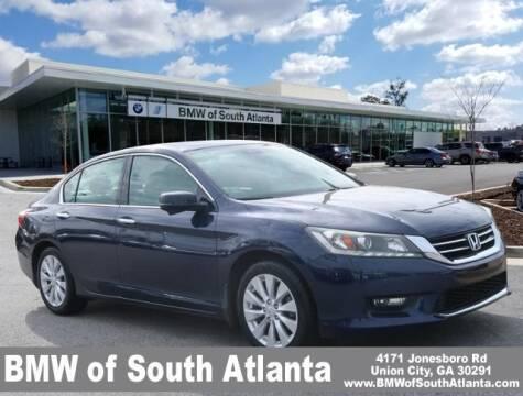 2014 Honda Accord for sale at Carol Benner @ BMW of South Atlanta in Union City GA