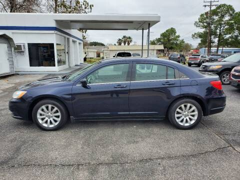 2011 Chrysler 200 for sale at Bill Bailey's Affordable Auto Sales in Lake Charles LA