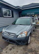 2006 Honda CR-V for sale at MGM Auto Sales in Cortland NY