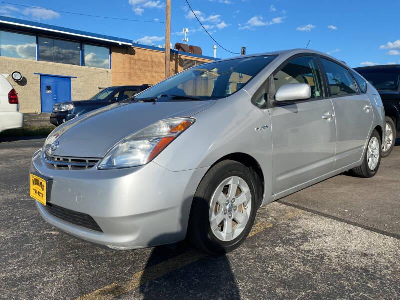 2008 Toyota Prius for sale at Abrams Automotive Inc in Cincinnati OH