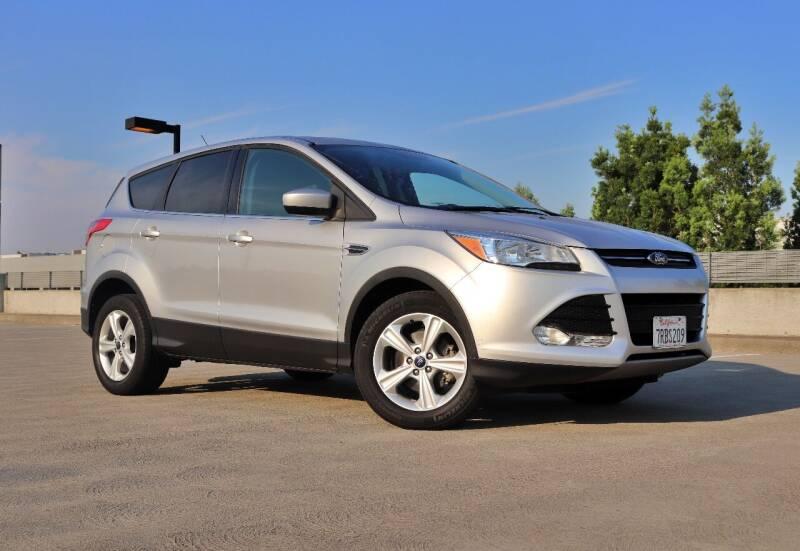 2016 Ford Escape for sale at La Familia Auto Sales in San Jose CA