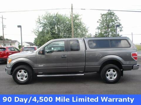 2012 Ford F-150 for sale at FINAL DRIVE AUTO SALES INC in Shippensburg PA