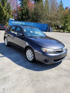 2010 Subaru Impreza for sale at RICKIES AUTO, LLC. in Portland OR