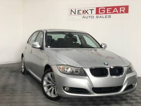 2011 BMW 3 Series for sale at Next Gear Auto Sales in Westfield IN
