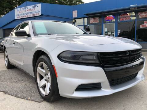 2015 Dodge Charger for sale at Capital Motors in Raleigh NC