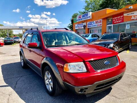 2005 Ford Freestyle for sale at AZ AUTO in Carlisle PA