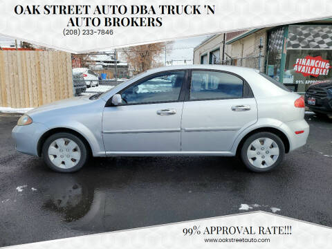 2006 Suzuki Reno for sale at Oak Street Auto DBA Truck 'N Auto Brokers in Pocatello ID