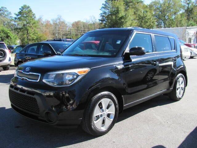 2015 Kia Soul for sale at Pure 1 Auto in New Bern NC