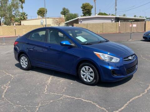 2017 Hyundai Accent for sale at Brown & Brown Wholesale in Mesa AZ