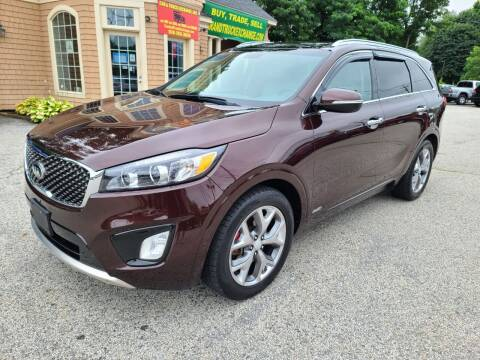 2016 Kia Sorento for sale at Car and Truck Exchange, Inc. in Rowley MA