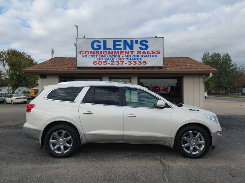 2009 Buick Enclave for sale at Glen's Auto Sales in Watertown SD