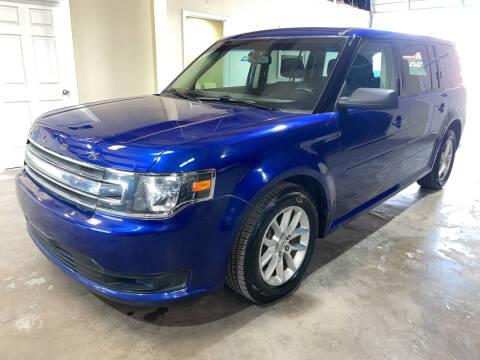 2013 Ford Flex for sale at Safe Trip Auto Sales in Dallas TX