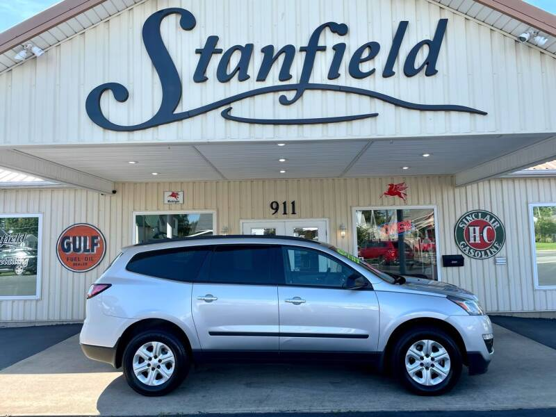 2015 Chevrolet Traverse for sale at Stanfield Auto Sales in Greenfield IN