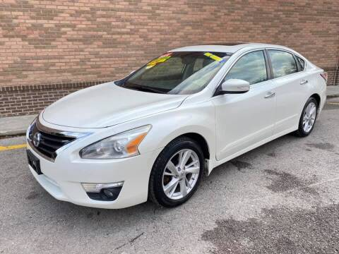 2014 Nissan Altima for sale at Quick Stop Motors in Kansas City MO