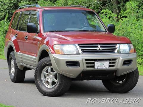 2002 Mitsubishi Montero for sale at Isuzu Classic in Cream Ridge NJ