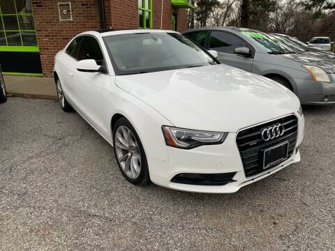 2013 Audi A5 for sale at Super Wheels-N-Deals in Memphis TN