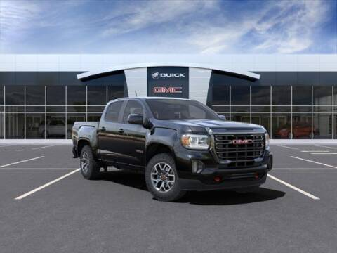2021 GMC Canyon for sale at COYLE GM - COYLE NISSAN - New Inventory in Clarksville IN