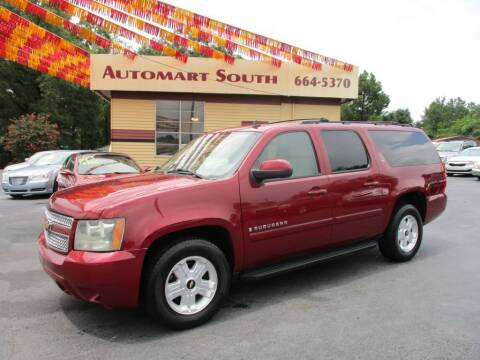 2007 Chevrolet Suburban for sale at Automart South in Alabaster AL