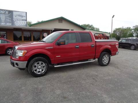 2012 Ford F-150 for sale at Rod's Auto Farm & Ranch in Houston MO