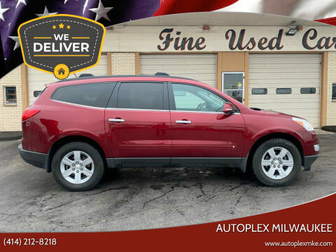 2010 Chevrolet Traverse for sale at Autoplex 2 in Milwaukee WI