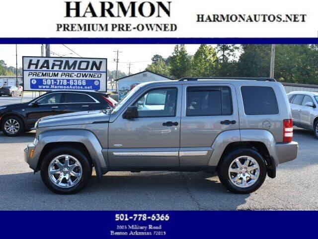 2012 Jeep Liberty for sale at Harmon Premium Pre-Owned in Benton AR