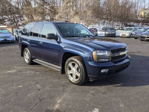 2007 Chevrolet TrailBlazer for sale at Worley Motors in Enola PA