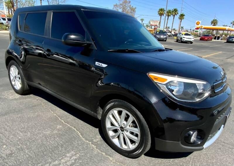 2018 Kia Soul for sale at Charlie Cheap Car in Las Vegas NV