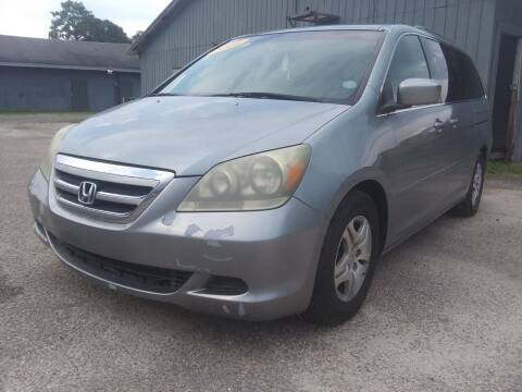 2006 Honda Odyssey for sale at Best Buy Auto in Mobile AL