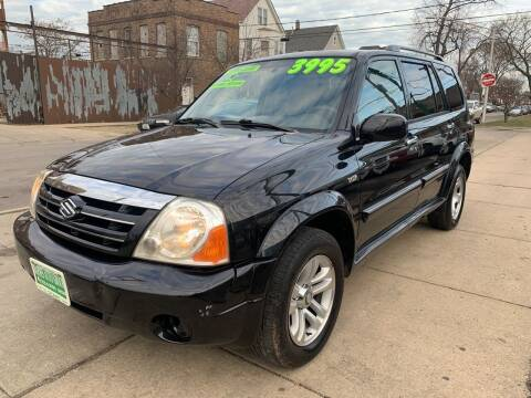 2004 Suzuki XL7 for sale at Barnes Auto Group in Chicago IL