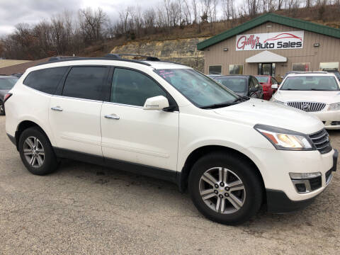 2015 Chevrolet Traverse for sale at Gilly's Auto Sales in Rochester MN