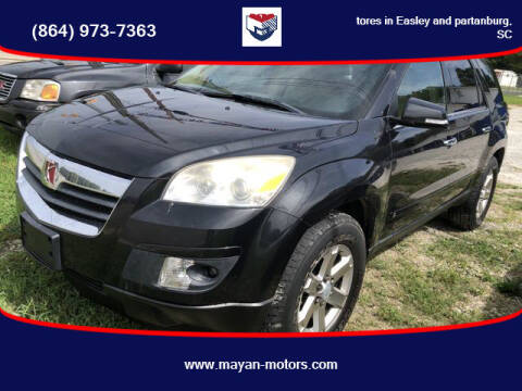 2008 Saturn Outlook for sale at Mayan Motors Easley in Easley SC