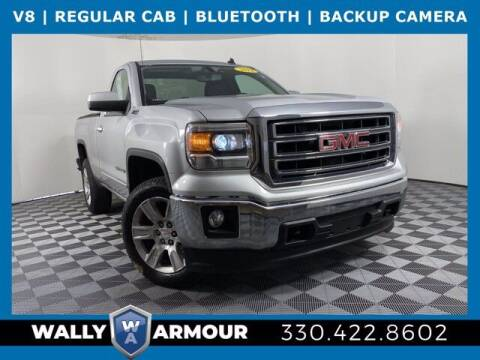 2014 GMC Sierra 1500 for sale at Wally Armour Chrysler Dodge Jeep Ram in Alliance OH