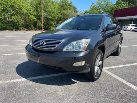 2005 Lexus RX 330 for sale at Certified Motors LLC in Mableton GA