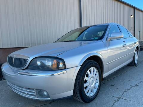 2004 Lincoln LS for sale at Prime Auto Sales in Uniontown OH