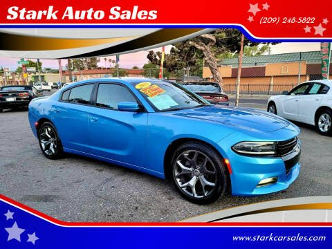 2015 Dodge Charger for sale at Stark Auto Sales in Modesto CA