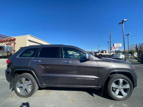 2014 Jeep Grand Cherokee for sale at Auto Image Auto Sales Chubbuck in Chubbuck ID