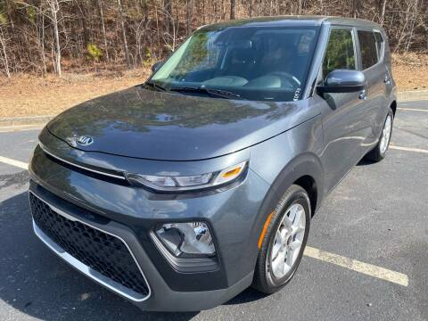 2021 Kia Soul for sale at Elite Motor Brokers in Austell GA
