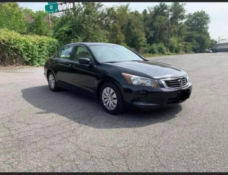 2010 Honda Accord for sale at Exotic Automotive Group in Jersey City NJ