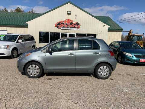 2010 Toyota Yaris for sale at HP AUTO SALES in Berwick ME