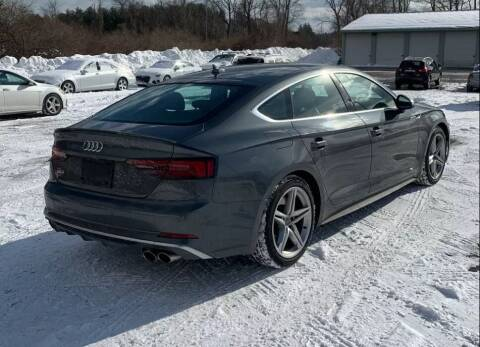 2018 Audi S5 Sportback for sale at INDY AUTO MAN in Indianapolis IN