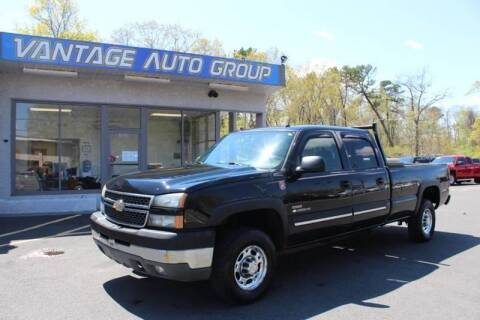 2005 Chevrolet Silverado 2500HD for sale at Vantage Auto Group in Brick NJ