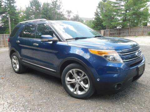 2012 Ford Explorer for sale at Prize Auto in Alexandria VA