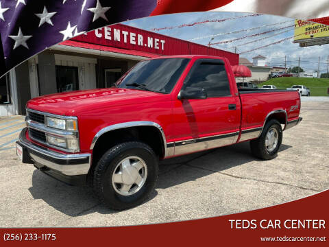 1996 Chevrolet C/K 1500 Series for sale at TEDS CAR CENTER in Athens AL