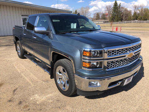 2014 Chevrolet Silverado 1500 for sale at Drive Chevrolet Buick Rugby in Rugby ND