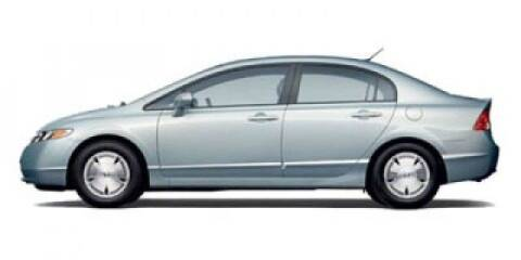 2007 Honda Civic for sale at The Back Lot in Lebanon PA