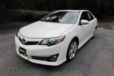 2014 Toyota Camry for sale at AUTO FOCUS in Greensboro NC