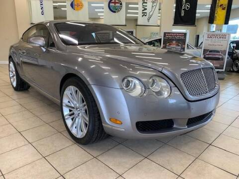 2005 Bentley Continental for sale at Alpina Imports in Essex MD