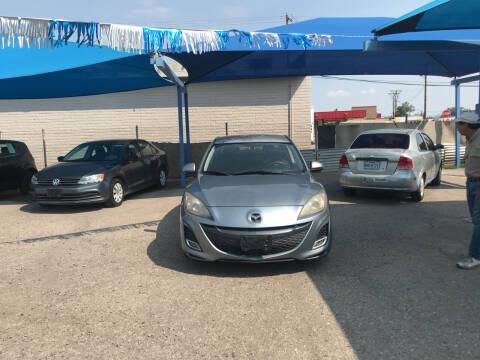 2010 Mazda MAZDA3 for sale at Autos Montes in Socorro TX